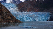 Glaciar sawyer — Foto de Stock
