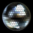 3d disco ball - Stock Photo