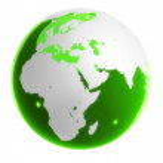 3d globe — Stock Photo