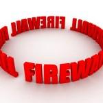 Firewall — Stock Photo #12447409