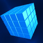 3d cube — Stock Photo #12447745