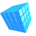 3d cube — Stock Photo #12447747
