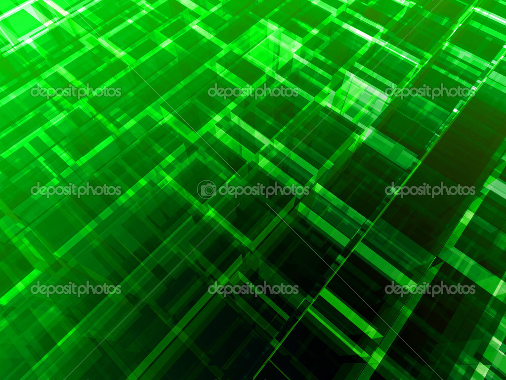 Abstract cubes  — Stock Photo #12446356