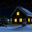 Christmas scene — Stock Photo #12452003