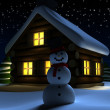 Christmas scene — Stock Photo #12452007