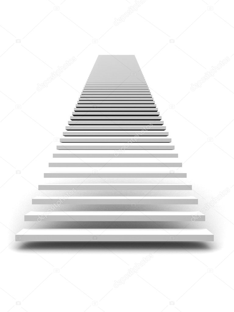 Stairway up — Stock Photo #12450835