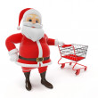 Little santa — Stock Photo #21068689