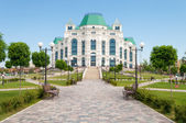 Astrakhan State Opera and Ballet Theatre — Stock Photo