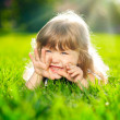 Little girl - Foto Stock
