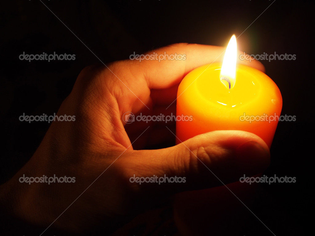 Candles — Stock Photo #12702120