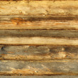 Stock Photo: Timbered wall