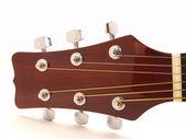 Гриф гитары — Стоковое фото