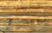 Timbered wall — Stock Photo