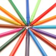 Color felt-tip pens — Stock Photo #32236441
