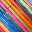 Color felt-tip pens — Stock Photo #32237291