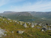 Khibiny mountains — Photo