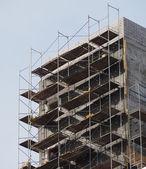 Maison en construction — Photo