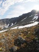 Hibiny mountain — Stock Photo