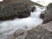 Rivière de montagne — Photo