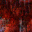 Stock Photo: Abstract grunge striped ,stained background in red, brown, orange colors