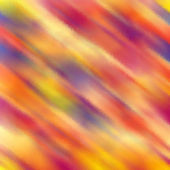 Abstract rainbow background with diagonal stripes — Stock Photo