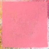 Grunge stained colorful background with square space for text — Stock Photo