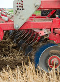 Agricultural equipment. — Stock Photo