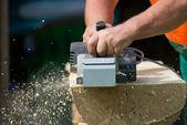 Carpenter — Foto de Stock