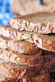 Fresh brown Bread — Stock Photo