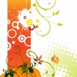 Autumnal design — Stock Vector #13415140