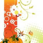 Autumnal design — Stock Vector #13415140