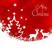 Feliz natal — Vetor de Stock