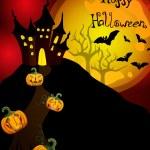 Halloween poster — Stock Vector #29784903