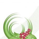 Floral design — Stock Vector #4641176