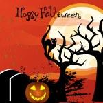 Halloween poster — Stock Vector #6696772