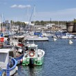 Fishing port of Concarneau in France — Stock Photo #12084868