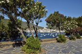 Landscape of Cadaqués in Spain — Stock Photo