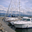 Port of Nernier in France — Foto Stock #26658655