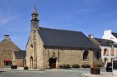Church of Erdeven in Brittany in France — Stock Photo