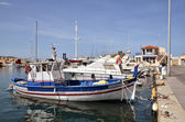 Port of Banyuls-sur-Mer in France — Stock Photo