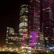 Moscow City at night — Stock Photo #32566299