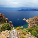 Punta Tuselli - Corsica — Stock Photo #14591957