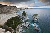 Corsica coastline — Stock Photo