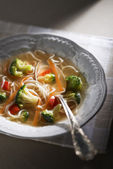 Vegetables Soup — Foto de Stock
