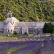 Provence monastery - Stock Photo
