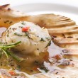 Scallop - Foto Stock