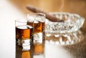 Whisky — Stockfoto