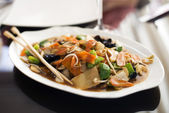 Chinese food — Foto de Stock