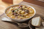 Cabbage stew — Stock Photo