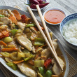 Chinese food — Stock Photo #34121379